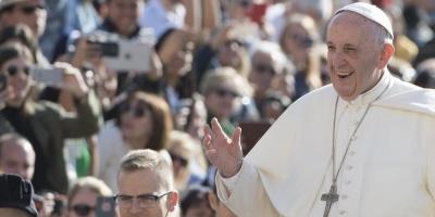 Obras para la visita del Papa Francisco al Perú avanzan al 60%