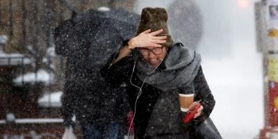 Una intensa tormenta de nieve castiga a Nueva York y sus alrededores