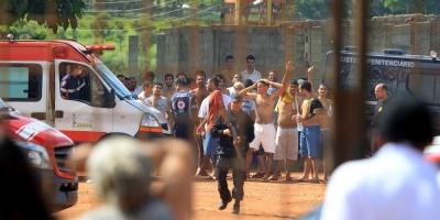 9 muertos por motín en cárcel de Brasil