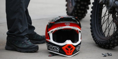 Gerard Farrés correrá su último Dakar en moto