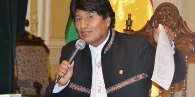Evo Morales advierte que repondrá atención en salud pese a la huelga médica