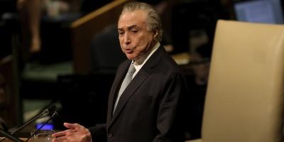 Recurren decisión que suspende el juramento de ministra de Trabajo en Brasil