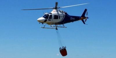 Alertan por el alto riesgo de incendios forestales