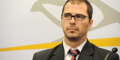 Roballo desconoce si Aguerre renunció