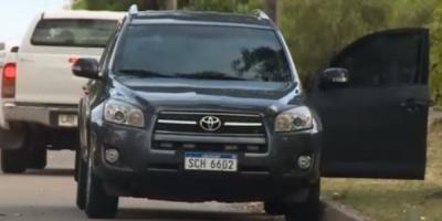 Custodia de Subsecretario Jorge Vázquez repelió ataque