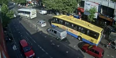 Un importante corte y desvío de tránsito afectará este lunes a la zona del Cordón