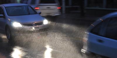 Operativo retorno entre lluvia y amenaza de tormentas
