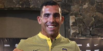 Con la vuelta de Tevez, Boca cayó ante Aldosivi en un amistoso de verano