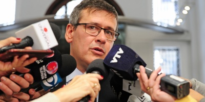 "Fiscal de Corte dijo que se aplicará ""impunidad cero"" con Balcedo"