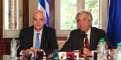 Uruguay será sede de próxima reunión por mundial 2030 de fútbol