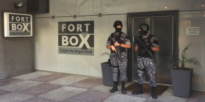Incautación a sindicalista argentino, la mayor en dinero efectivo de Uruguay