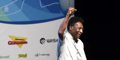 "Pelé se desmaya por ""agotamiento severo"""