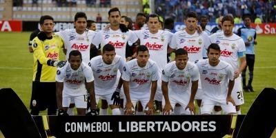 Táchira empata y arruina fiesta del Macará en su debut en la Libertadores