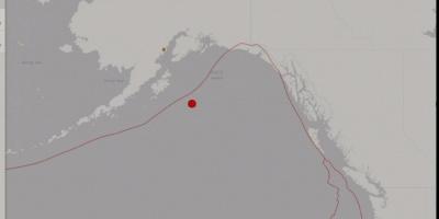 Alerta de tsunami en el Pacífico por terremoto de 8,2 grados en Alaska