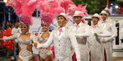 Imperatriz ganó el Desfile de Escuelas de Samba 2018