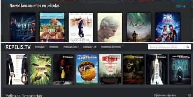Juez ordena bloquear dos webs piratas de cine por primera vez en España