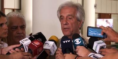 Presidencia identificó al colono que acusó de mentiroso a Vázquez