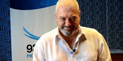 Jorge Landi en vivo en las mañanas de radio Monte Carlo