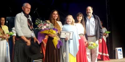 Patria Gaucha: Gandini destacó el trabajo de la gente del interior