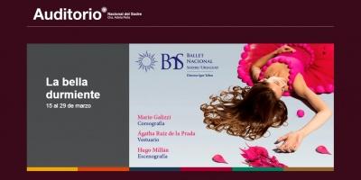 """El Ballet Nacional del Sodre estrena """"La bella durmiente"""""""
