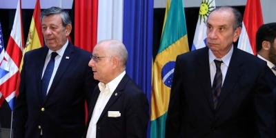 """Canciller argentino afirma que Mercosur y UE están a """"las puertas"""" de acuerdo"""