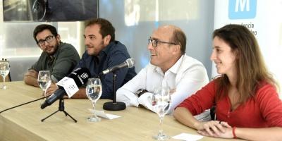 Presentaron los Festivales por la Convivencia en Montevideo