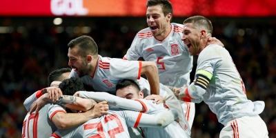 Argentina recibió una histórica goleada