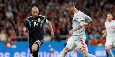 """Sergio Ramos: """"Messi es un jugador único y Argentina es inferior sin él"""""""