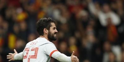España, la selección con mejor racha invicta