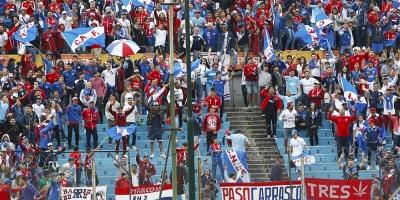 Nacional pasa a liderar el Apertura