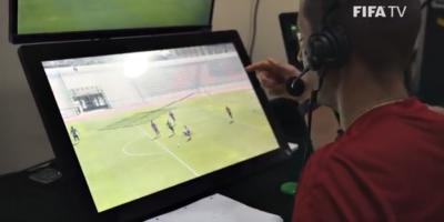 Cunha designado como árbitro principal para la Copa del Mundo