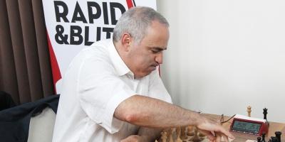 Kasparov pide un boicot diplomático del Mundial de Rusia