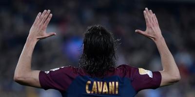 Anotó Cavani para el nuevo campeón de la temporada parisina