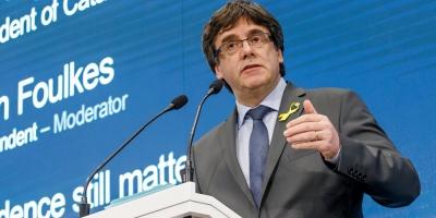 Petición de extradición y prisión de Puigdemont queda en manos de tres jueces