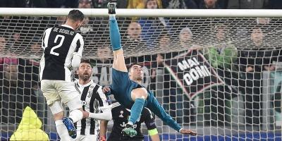 La prensa inglesa compara el gol de Cristiano con los mejores de la historia