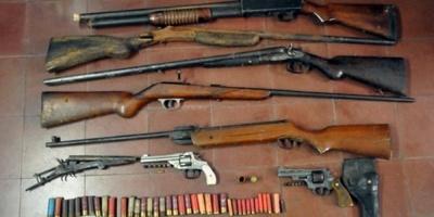 Un hombre fue procesado por tenencia de armas en Maldonado