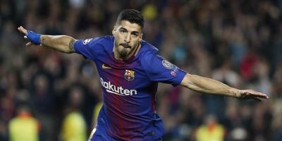 Suárez pone fin una racha de más de un año sin marcar en Liga de Europa