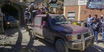 8 muertos por explosión en mina de Bolivia