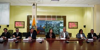 Presidente de Ecuador confirma el asesinato de los periodistas secuestrados