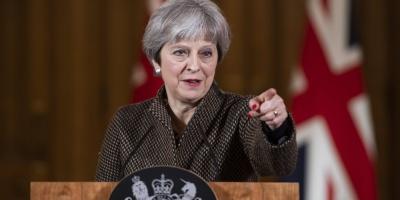 """May dice que el ataque conjunto en Siria fue """"limitado, dirigido y efectivo"""""""