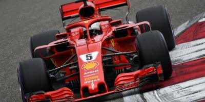 Ferrari marca territorio en China y Vettel saldrá desde la 'pole'