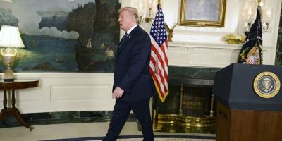 """Trump agradece a Francia y Reino Unido el """"ataque perfectamente ejecutado"""""""