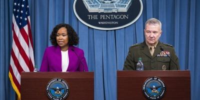 """El Pentágono asegura que alcanzó """"con éxito"""" todos sus objetivos en Siria"""