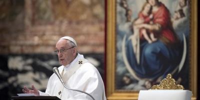 El papa dice estar preocupado por la incapacidad para el acuerdo en Siria