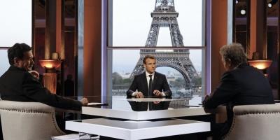 Macron: el ataque en Siria era indispensable para recuperar la credibilidad