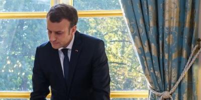 Macron dará cuentas mañana en la Eurocámara de su visión del futuro de la UE