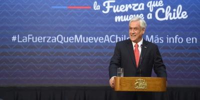 Piñera amplía gratuidad de la educación técnica profesional en Chile