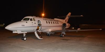 Fuerza Aérea realizó traslado de urgencia desde Rivera a Maldonado