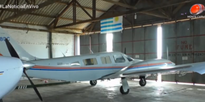 Intentaron robar una avioneta del Aeroclub de Salto