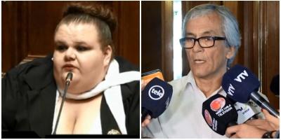 """Castillo sobre procesamiento de Michelle Suárez: """"Un golpe duro políticamente"""""""